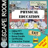 PE + Sport Escape Room