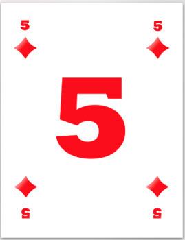 PE Big Standard Playing Cards