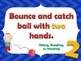 P.E. Task Cards: Rolling, Bouncing & Catching