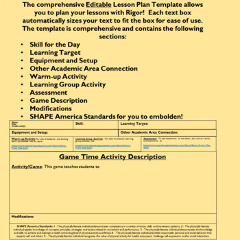 Physical Education Teacher Classroom Management Toolbox!