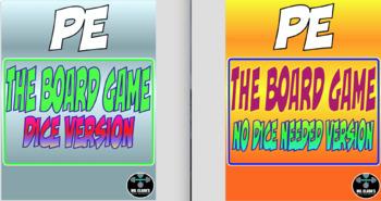 PE The Board Game Bundled