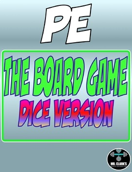 PE The Board Game (Dice Version)