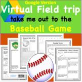 PE Virtual Field Trip to the Baseball Stadium