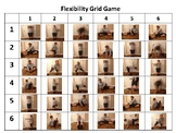 PE Warm up Game: Flexibility Grid Game