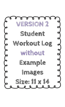 PE Workout and Fitness Plans/Logs