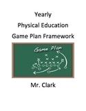 PE Yearly Plan Framework