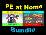 Distance Learning PE at Home...The Game Bundle