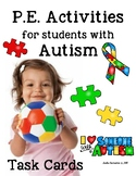 Adaptive PE Program with Visuals for Autism