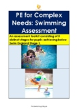 PE for Special Education: Swimming Assessment