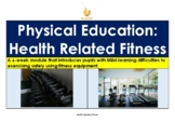 PE for Special Education: Exercise SOW