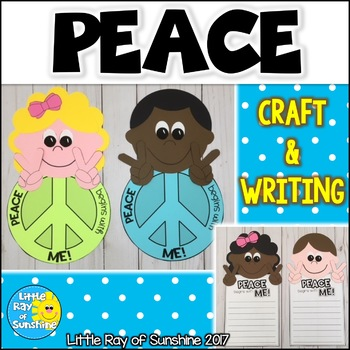 PEACE Craft with Writing