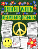 PEACE WEEK ACTIVITIES, CONTESTS, EVENTS, AND MORE