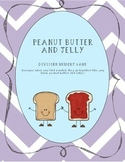 PEANUT BUTTER AND JELLY DIVISION MEMORY GAME