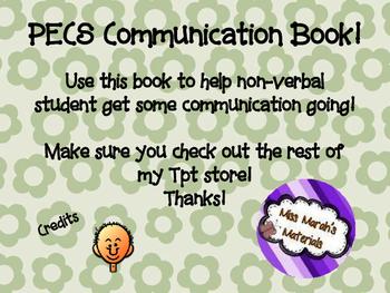 PEC Communication Book