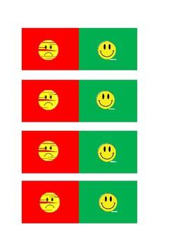 PEC symbol name tag cards