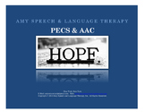 PECS & AAC Assessment & Intervention