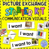 PECS Starter Kit for Students with Autism- Printable and R