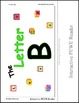 PECS Style Interactive PEWE Reader for the Letter B -  Rea
