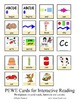 PECS Style Interactive PEWE Reader for the Letter C -  Rea
