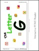 PECS Style Interactive PEWE Reader for the Letter G - Get all of the Books