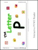 PECS Style Interactive PEWE Reader for the Letter P -  Rea