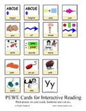 PECS Style Interactive PEWE Reader for the Letter Y - Read