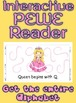 PECS Style Interactive PEWE Readers N - Z / 13 pdf printab