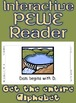 PECS Style Interactive PEWE Readers for letters A - M / 13