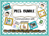 PECs Picture Schedule with rewards and break choices**editable PPT**