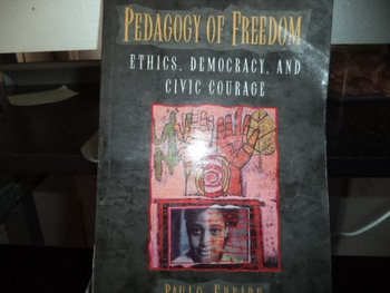 PEDAGOGY OF FREEDOM         978-0-8476-9047-3