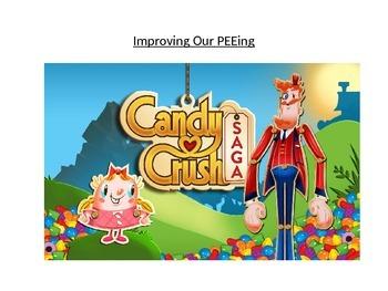 PEE Candy Crush