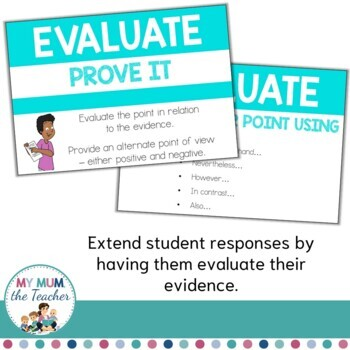 PEEEL your Paragraph - Classroom Display