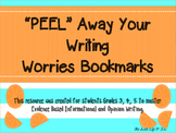 PEEL Writing Bookmarks/ Posters
