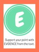 PEEP Poster for Providing Evidence Based Answers