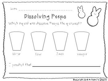 Peep Science Investigations