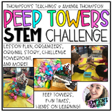 PEEP TOWERS STEM CHALLENGE