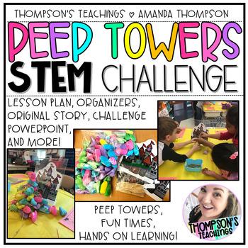 PEEP TOWERS STEM CHALLENGE