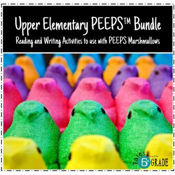 PEEPS™ Upper Elementary ELA Bundle