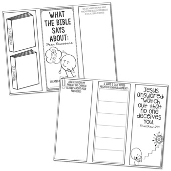 PEER PRESSURE: Bible Lesson Activity for Teens | Christian Discussion Questions