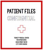 PEMDAS Emergency Room - Editable