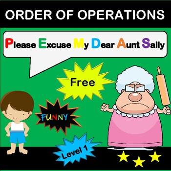 PEMDAS,ORDERING OPERATION PUZZLES