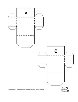 PEMDAS Tower Nets (Order Of Operations)