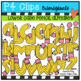 PENCIL Alphabet BUNDLE (P4 Clips Trioriginals)