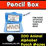 Pokey Pin Fine Motor Tasks Boxes