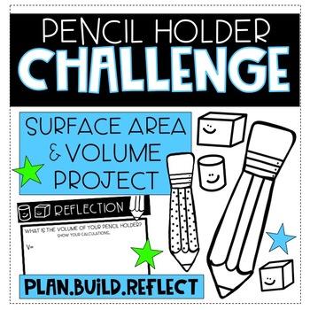 PENCIL HOLDER CHALLENGE