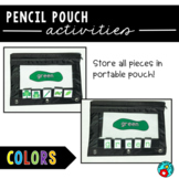 PENCIL POUCH ACTIVITIES - COLORS