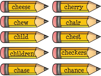 PENCILS ARTICULATION SPEECH THERAPY