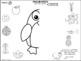 PENGUIN ARTICULATION NO PREP worksheets SPEECH THERAPY bonus COMPLEX CLUSTERS
