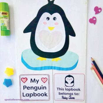 All About Penguins Nonfiction Unit