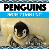 All About Penguins Nonfiction Unit